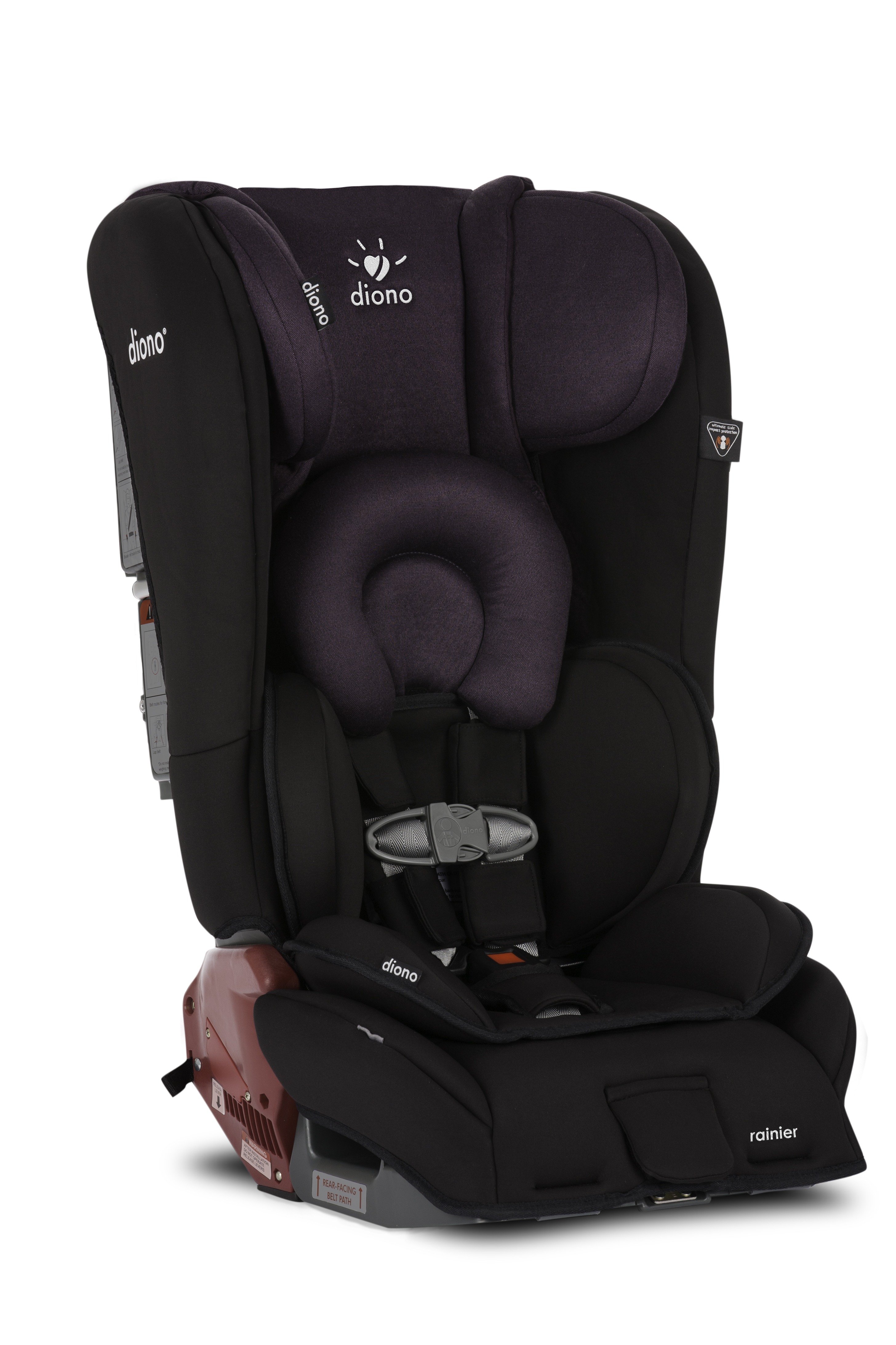 Diono Rainier All-in-One Car Seat, Midnight by Diono