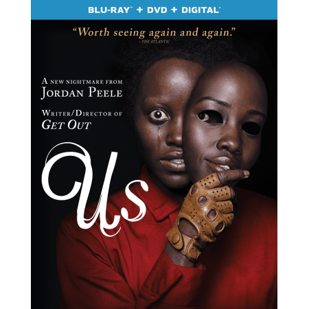Us (Blu-ray + DVD + Digital Copy)