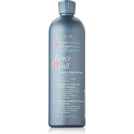 Roux Fanci Full Rinse 26 Golden Spell 152 Fluid Ounce Walmart