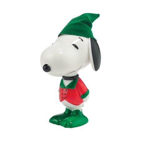 Dept 56 Peanuts Holly Jolly Hound  Figurine 4044972 New 2015