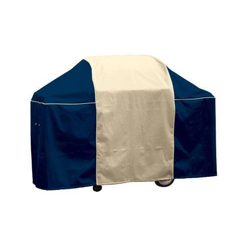 """Char-Broil 65"""" Artisan Costal Blue Grill Cover"""