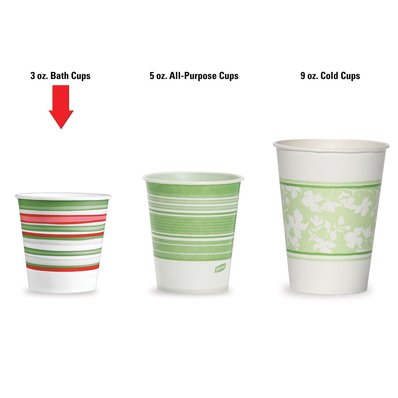 . Dixie Everyday 3oz Bath Cups   100 CT   Walmart com