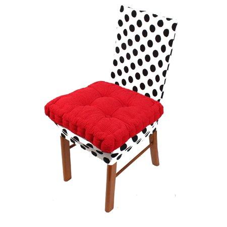 Home Garden Patio Square Shaped Sofa Seat Cushion Chair Pad
