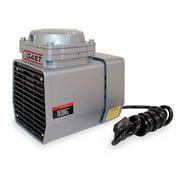 GAST DOA-V751-FB Compressor/Vacuum Pump,1/3 HP,60 Hz,115V