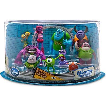 Disney / Pixar Monsters University Deluxe Figurine Set Exclusive
