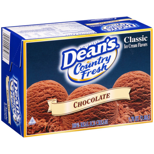 Deans Country Fresh Chocolate Square