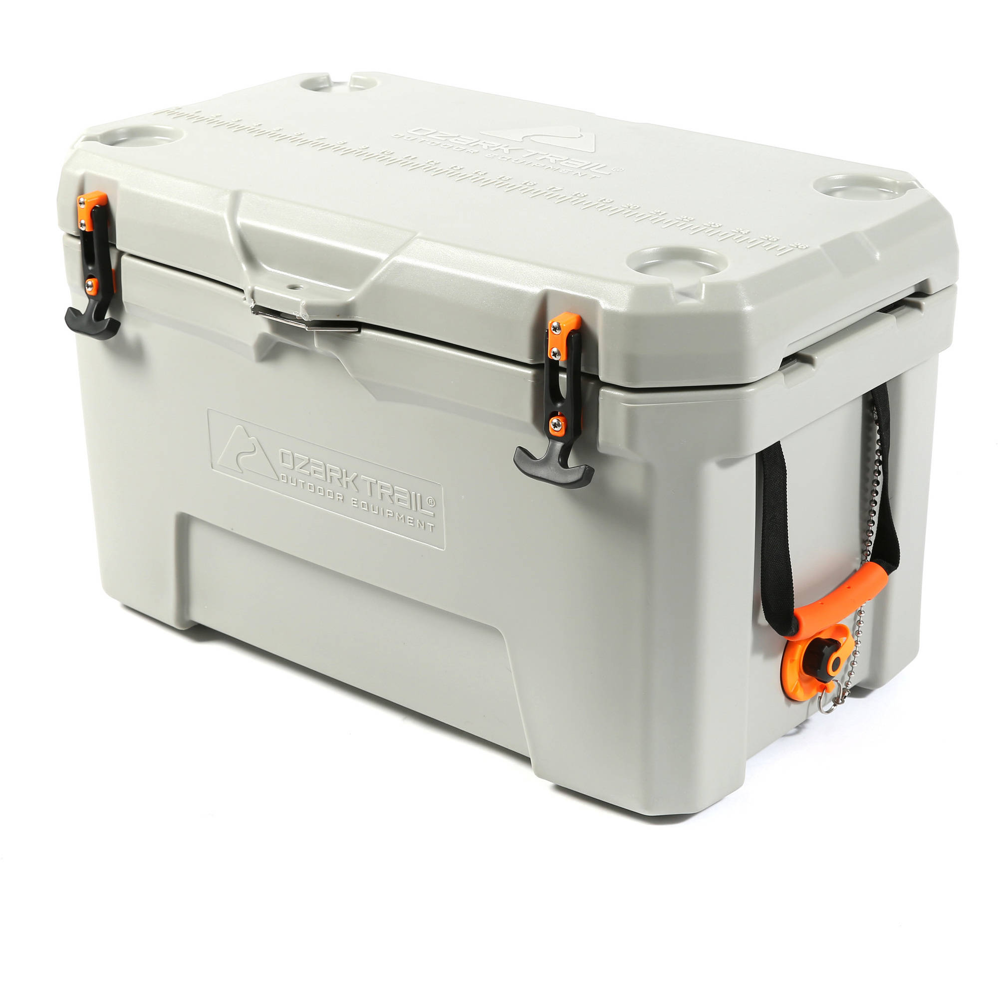 Ozark Trail 52-Quart High-Performance Cooler, Grey