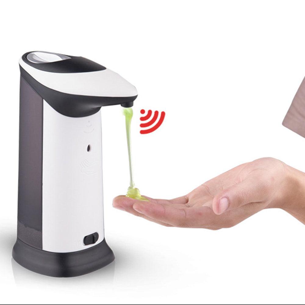 """Happyline"" Automatic Sensor Liquid Soap & Sanitizer Dispenser The Hands-Free Soap Dispenser Touch Free Automatic Liquid"