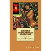 Lynton's South African Adventure : Demon of Fire at the Karoo Escarpment