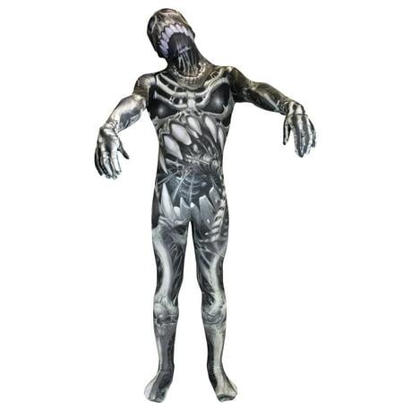 Morph Skull N Bones Adult Costume - Morph Costumes Halloween