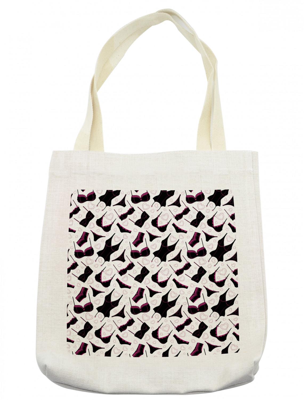 Women/'s linen  Cloth Bag