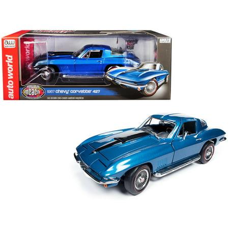 1967 Chevrolet Corvette 427 Stingray Coupe Met. Blue