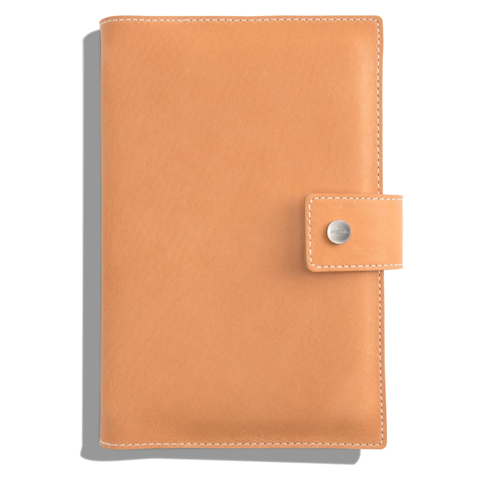 Shinola Premium Leather Medium Journal   iPad Mini Table Cover Choose your color-Chili by Shinola