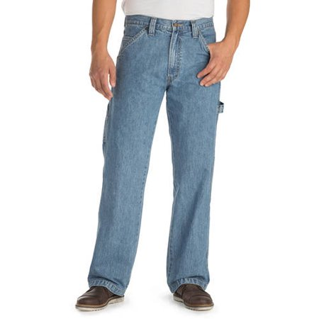 Signature by Levi Strauss; Co.; Men's Big; Tall Carpenter Je