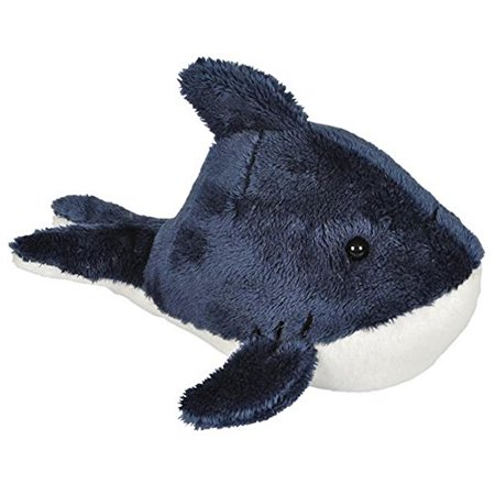 Shark Beanie Bean Filled Plush Stuffed - Shark Beanie