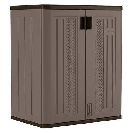 Suncast Storage Cabinet, Resin, BMC3600