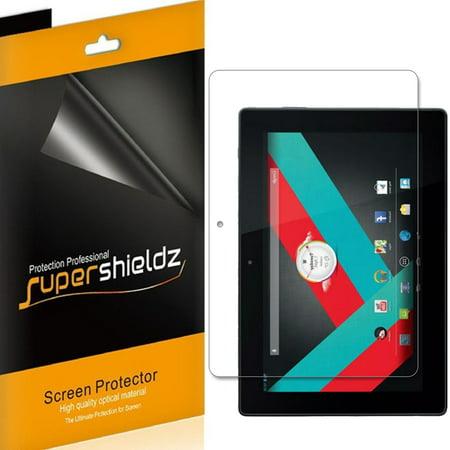 Tablet Screen Protector - [3-Pack] Supershieldz SmarTab 2-IN-1 Tablet / Notebook 10.1