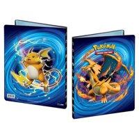 Pokemon TCG - 9-Pocket Binder featuring Mega Charizard Y and Raichu