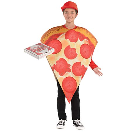 Amscan Pizza Costume - Pizza Costumes