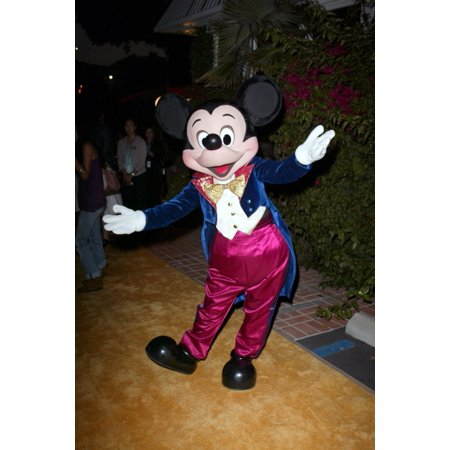 Mickey Mouse At Arrivals For Disney Vintage By Jackie Brander Celebrates 50Th Anniversary Fred Segal Santa Monica Ca July 13 2005 Photo By Jeremy MontemagniEverett Collection Celebrity