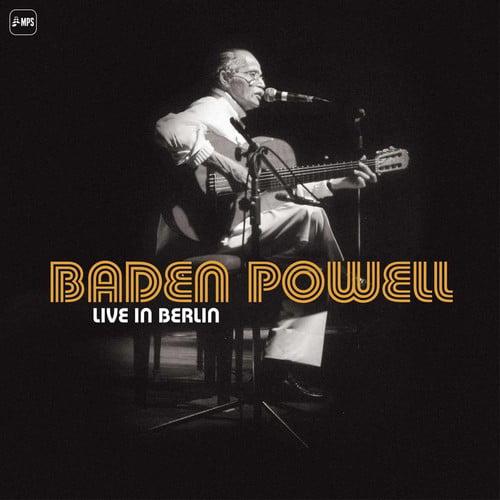Baden Powell Live in Berlin [CD] by