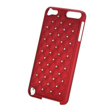 Crystal Diamond Bling Electroplating Hard Back Case Cover Skin For  Touch 5 - image 3 of 4