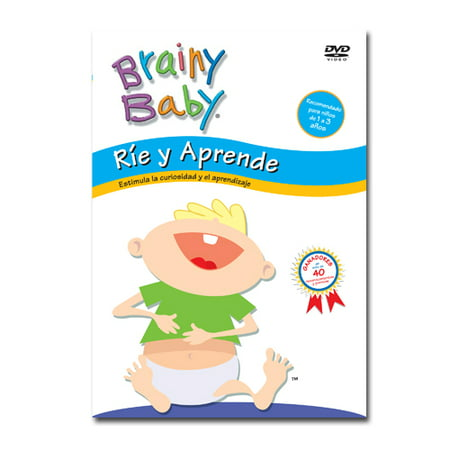 Brainy Baby¨ Laugh & Learn in Spanish: Rie y Aprende DVD - Date Of Halloween In Spanish