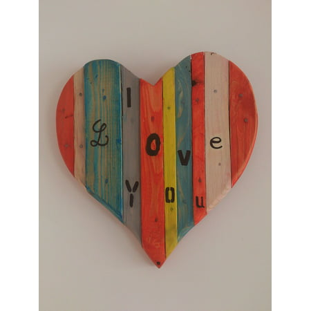 LAMINATED POSTER Love I Love You Decoration Box Poster Print 24 x - I Love You Decorations