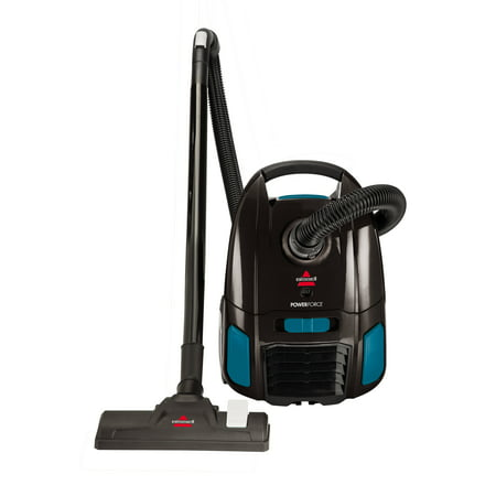 BISSELL PowerForce Bagged Canister Vacuum, 2154W ()