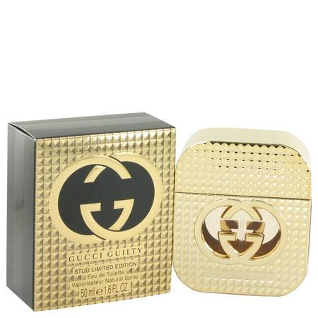 138858f5a46 Gucci - Gucci Guilty Stud by Gucci - Women - Eau De Toilette Spray 1.6 oz -  Walmart.com