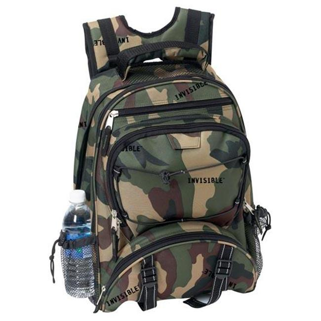Extreme Pak LUBPSMIC Camoflauge Backpack - Small