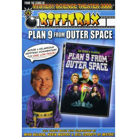 Image of Rifftrax: Plan 9 From Outer Space