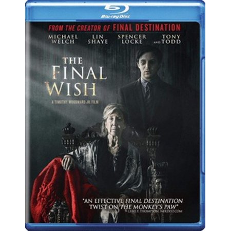 The Final Wish (Blu-ray)](Halloween 6 Final Scene)