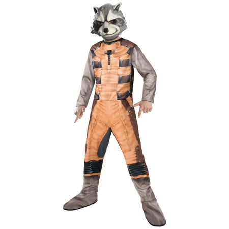 Raccoon Costume For Women (Guardians of the Galaxy: Rocket Raccoon Child)