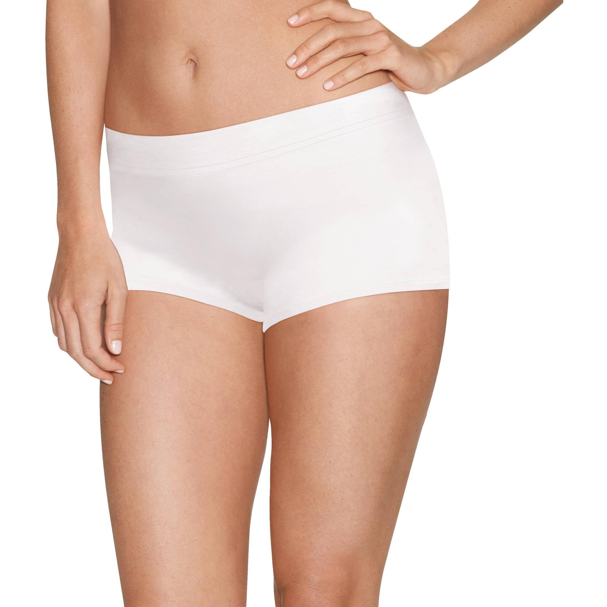 7234f24ad6ed Women's X-Temp Constant Comfort Boyshort Panties - 3 Pack - Walmart.com