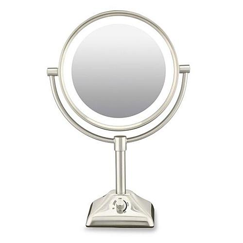 Conair Be104x 10x 1x Variable Lighted Makeup Mirror