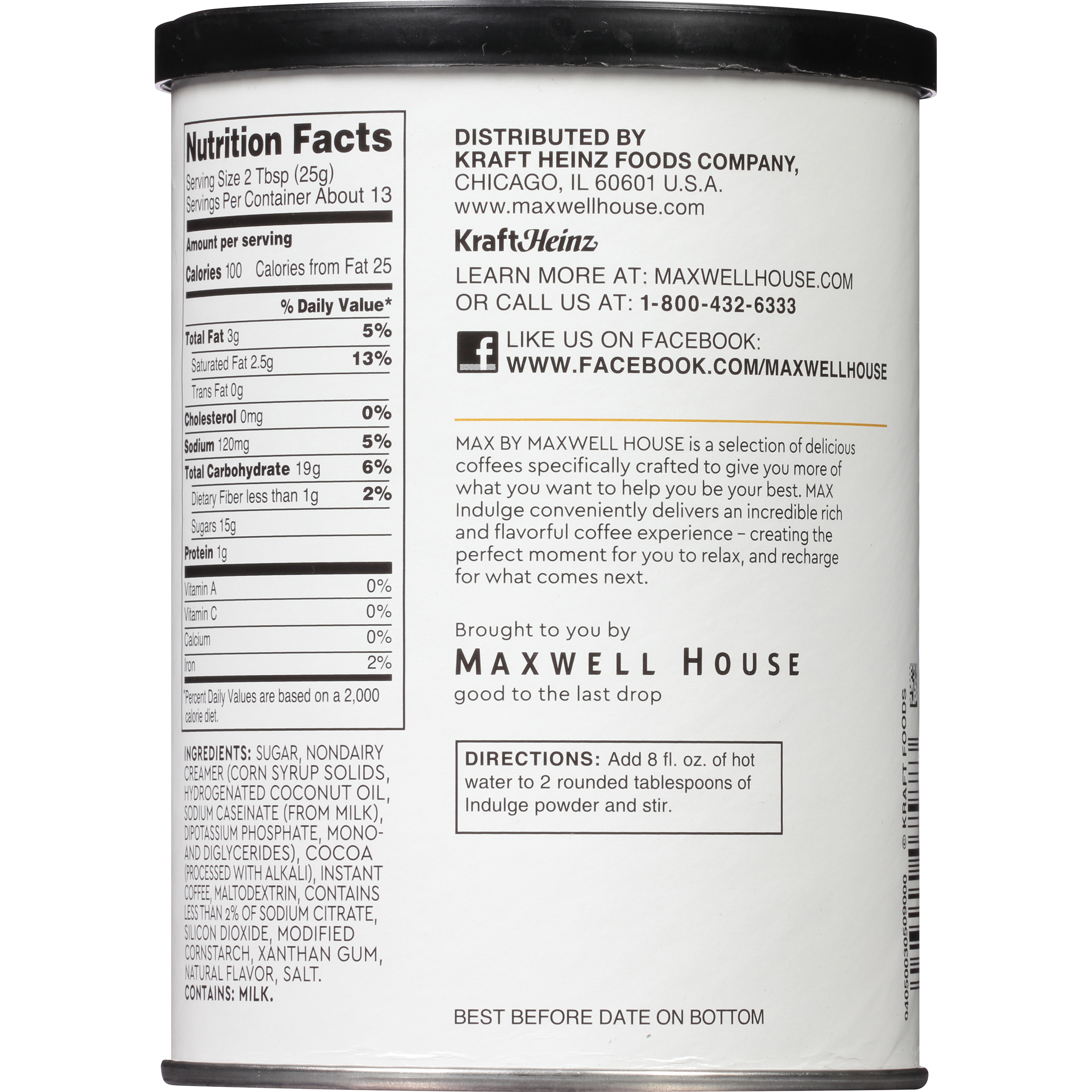Maxwell House Mocha S'Mores Coffee