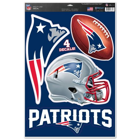 New England Patriots WinCraft #1 Fan 11