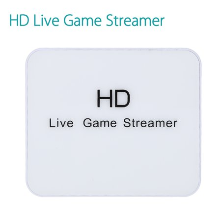 2 HDMI Game Capture Card Streamer Video Recorder 1080P HD