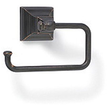Amerock Markham Tissue Roll Holder, Oil Rubbed Bronze