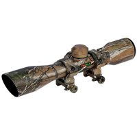 TruGlo 4X32 Realtree APG Camo Crossbow Scope w/ Rings - TG8504C3