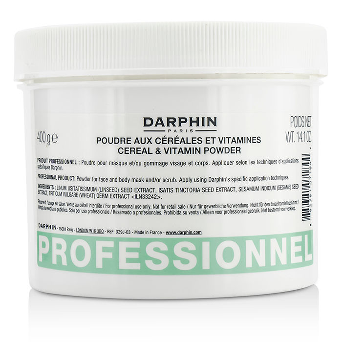 Darphin - Cereal & Vitamin Powder (Salon Product) - 400g/14.1oz