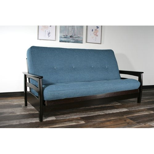 Latitude Run Fiora Futon and Mattress