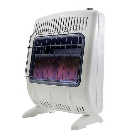 Mr Heater Blue Flame 20000 Btu Natural Gas Vent Free Heater - (Infrared Vent Free Gas Heater)