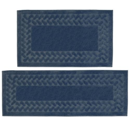 herringbone 2 large rug set blue large area rug 2 set walmart