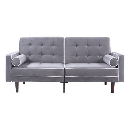 Ebern Designs Elvie Convertible Sofa