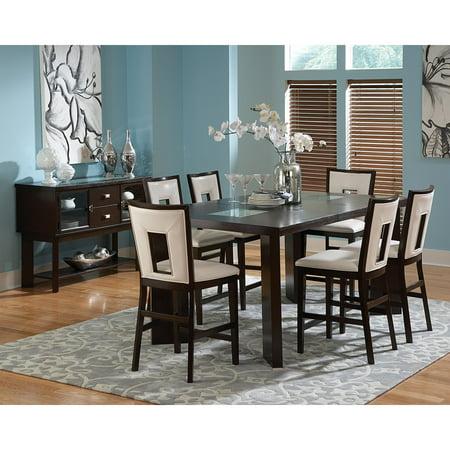 Steve Silver Delano Counter Height Dining Table - Espresso