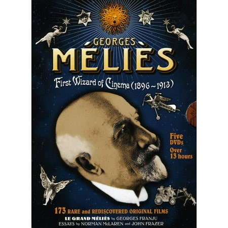Georges Melies: The First Wizard of Cinema (1896 - 1913) (DVD)