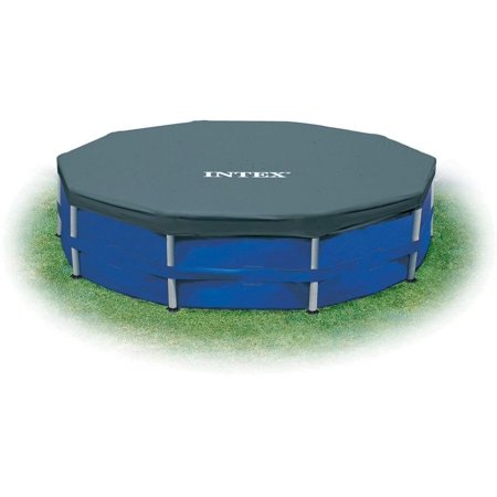 - Intex Swimming Pool Cover, Fits 12 ft. Pools