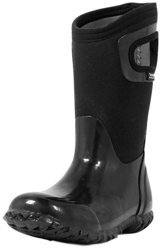Bogs Boots Girls Kids North Hampton Solid Waterproof 71844 by Bogs